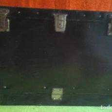 Antigüedades: BAÚL DE COCHE ANTIGUO - AÑOS 20. Lote 142928238