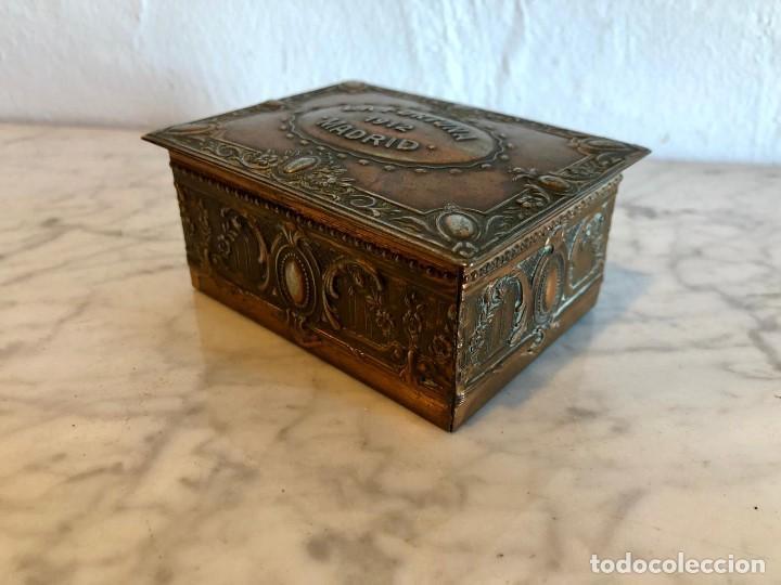 Antigüedades: CAJITA JOYERO - Foto 2 - 142977110