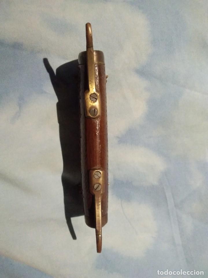 Antigüedades: Pez con cuchillo y tenedor - Foto 4 - 142994854