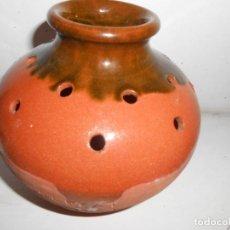 Antigüedades: JARRÓN I FIRA DE MATARÓ AÑO 1979. Lote 143043538