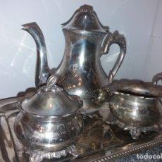 Antigüedades: LOTE JARRAS PLATA. Lote 134275950