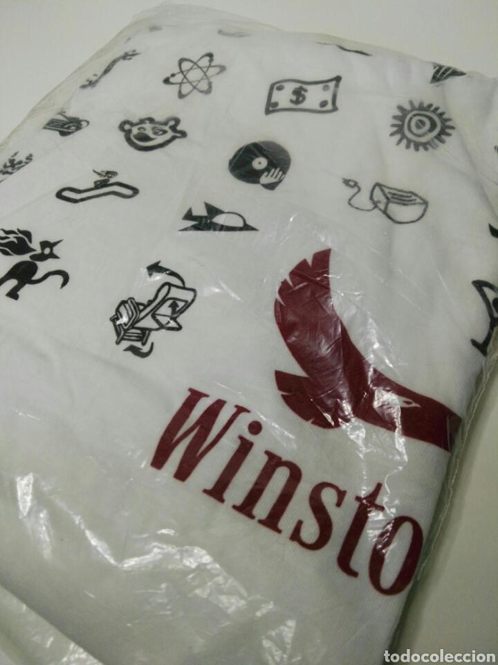 Antigüedades: Camiseta Winston - Foto 2 - 143097812