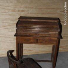 Antigüedades: EXTRAORDINARIO ESCRITORIO. Lote 143114282