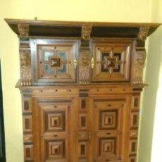 Antigüedades: APARADOR FLAMENCO DEL SIGLO XVII MEUBLES FLAMAND DU XVII S.. Lote 143128430
