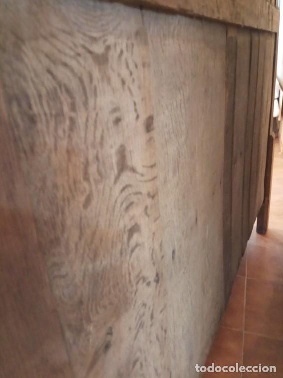 Antigüedades: Aparador flamenco del siglo XVII armoire flamande du XVIIS. - Foto 17 - 143129590