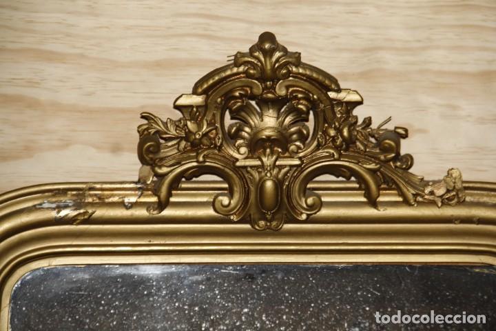 Antigüedades: Espejo antiguo - Foto 2 - 143134174