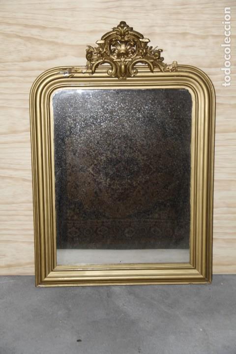 ESPEJO ANTIGUO (Antigüedades - Muebles Antiguos - Espejos Antiguos)