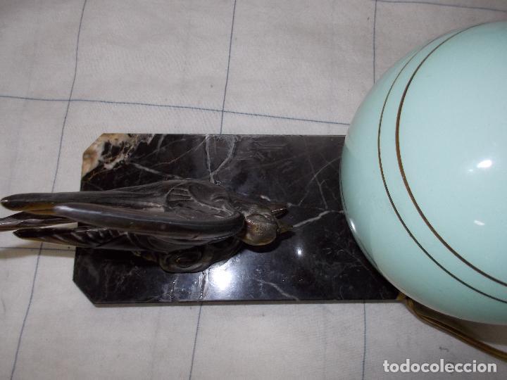 Antigüedades: lampara - Foto 3 - 143166446