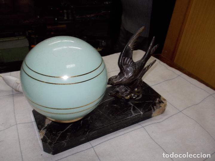 Antigüedades: lampara - Foto 12 - 143166446