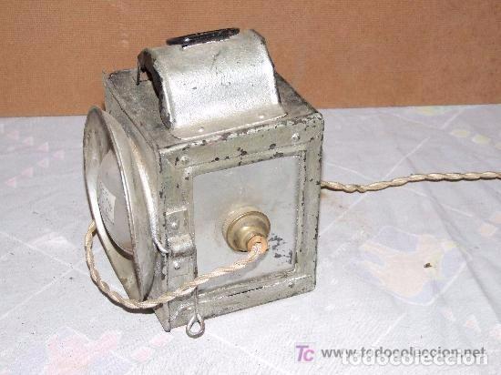 Antigüedades: FAROL, LUZ - Foto 2 - 143172418