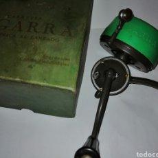 Antigüedades: CARRETE SAGARRA EN CAJA. Lote 143187934