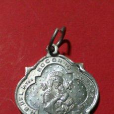 Antigüedades: MEDALLA DE N S D PERPETUO SOCORRO Y S ALF. MA LIGURI. 2,4 X 2,6 CM.. Lote 143196474