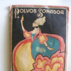 Antigüedades: SOBRE CERRADO POLVOS SOÑADOR ROBILLARD S.A VALENCIA AÑOS 30. Lote 143197550