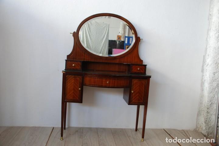 Antigüedades: Tocador Antiguo - Foto 6 - 143205506
