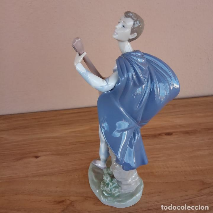 Antigüedades: Serenata a Colombina. Lladró. 1996-98. Única en TC - Foto 6 - 143212882