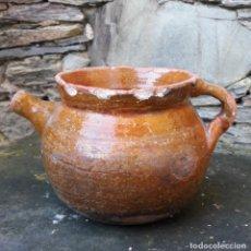 Antigüedades: XAROPERA EN CERÁMICA CATALANA S XIX XX. Lote 143217110