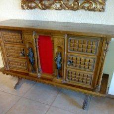 Antigüedades: MUEBLE DE RECIBIDOR. Lote 143225782