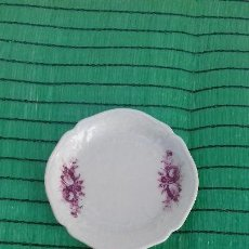 Antigüedades: ROSENTHAL GERMANY CLASSIC COLLECTION PLATITO CON FLORES ROSAS 9 CM. Lote 143249758