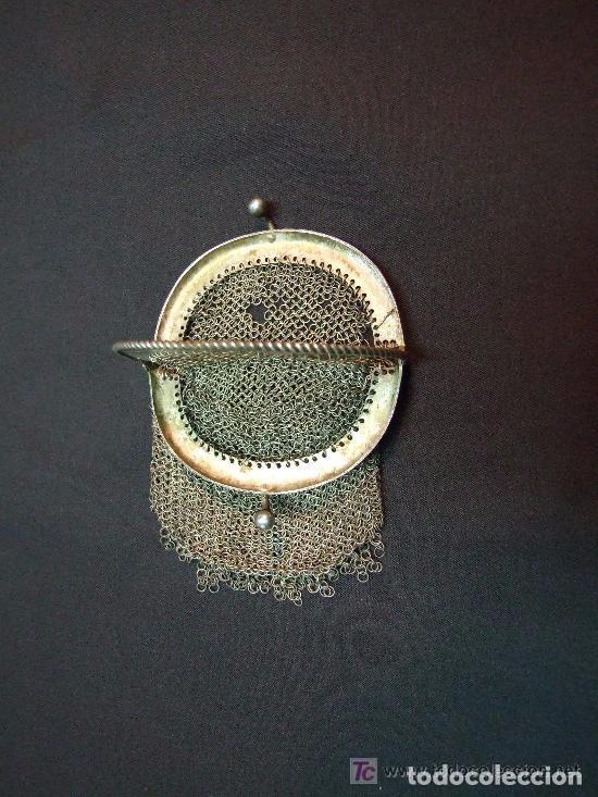 Antigüedades: MONEDERO DE PLATA - Foto 3 - 143250258