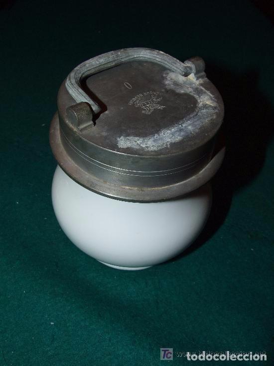 RECIPIENTE DE COCINA PORCELANA (Antigüedades - Porcelanas y Cerámicas - Otras)