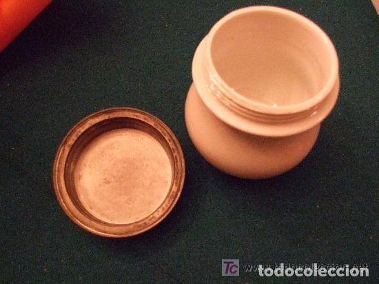 Antigüedades: RECIPIENTE DE COCINA PORCELANA - Foto 2 - 143251798