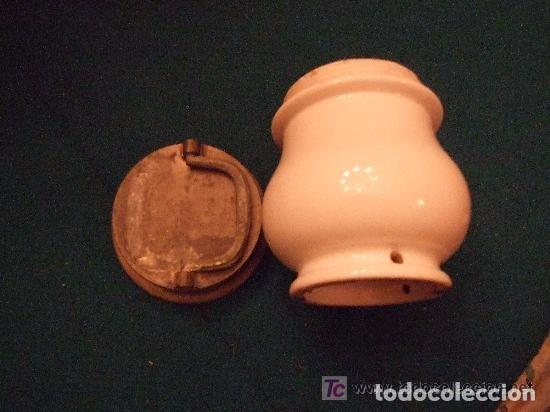 Antigüedades: RECIPIENTE DE COCINA PORCELANA - Foto 3 - 143251798