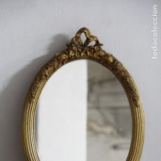 Antigüedades: PRECIOSO ESPEJO ISABELINO . Lote 143273374
