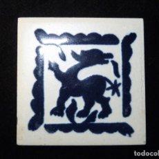 Antigüedades: LOTE DE 240 OLAMBRILLAS IGUALES 7X7 CM. GRES MARCA CEDONOSA (PONTEVEDRA), 1950. NUEVOS. TACO RACHOLA. Lote 143284530