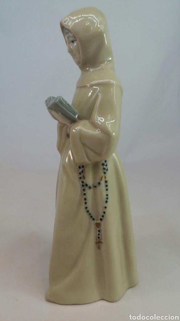 Antigüedades: Figura mujer porcelana Clean - Foto 2 - 143334386