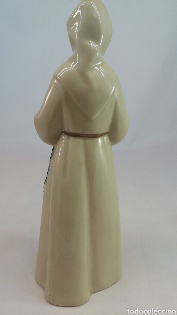 Antigüedades: Figura mujer porcelana Clean - Foto 4 - 143334386