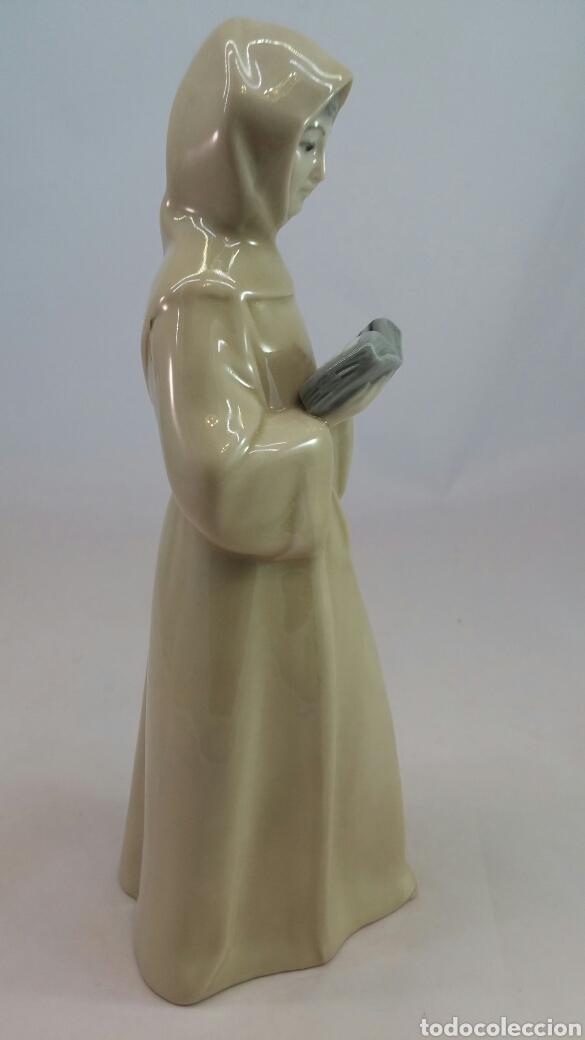 Antigüedades: Figura mujer porcelana Clean - Foto 7 - 143334386