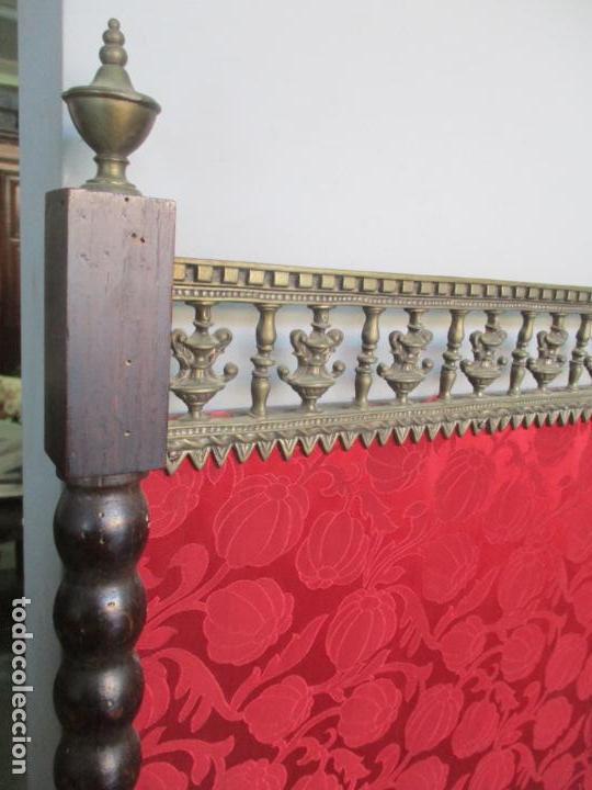 Antigüedades: Antiguo Comedor, Estilo Renacimiento - Madera de Roble - Decoraciones en Bronce - Circa 1900 - Foto 56 - 143378974