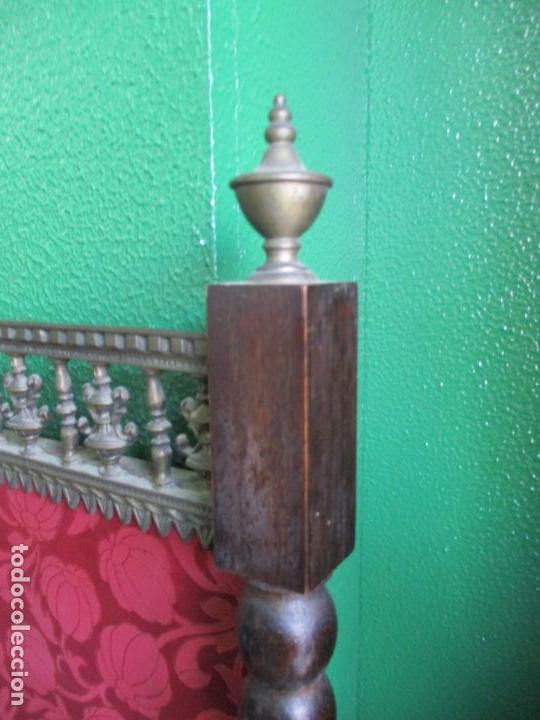 Antigüedades: Antiguo Comedor, Estilo Renacimiento - Madera de Roble - Decoraciones en Bronce - Circa 1900 - Foto 86 - 143378974