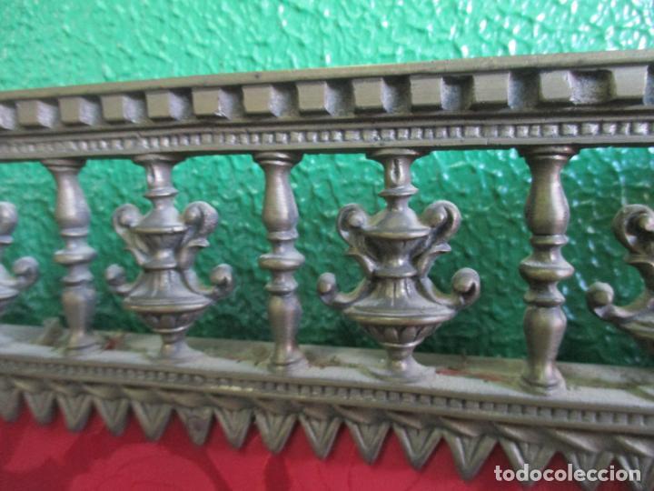 Antigüedades: Antiguo Comedor, Estilo Renacimiento - Madera de Roble - Decoraciones en Bronce - Circa 1900 - Foto 87 - 143378974