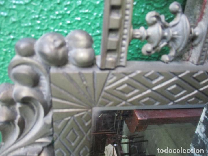 Antigüedades: Antiguo Comedor, Estilo Renacimiento - Madera de Roble - Decoraciones en Bronce - Circa 1900 - Foto 89 - 143378974