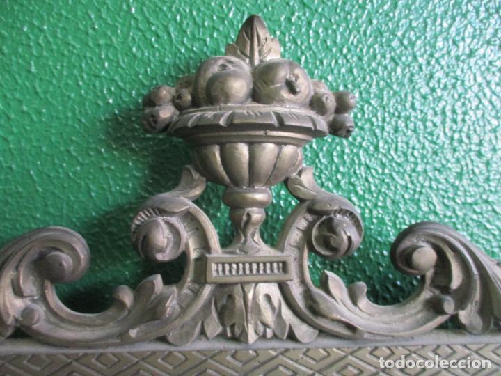 Antigüedades: Antiguo Comedor, Estilo Renacimiento - Madera de Roble - Decoraciones en Bronce - Circa 1900 - Foto 90 - 143378974