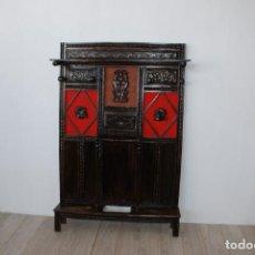 Antigüedades: ANTIGUA ENTRADA ESTILO REMORDIMIENTO. Lote 143394398