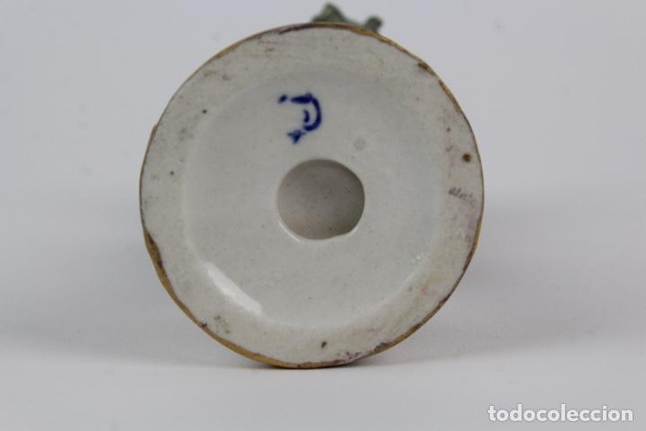 Antigüedades: PORCELANA INGLESA.CAMPESINO ASIATICO.PRINCIPIOS DE SIGLO XX. - Foto 4 - 143401994