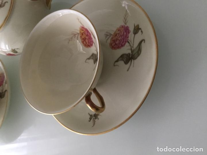 Antigüedades: Antiguo Juego de café / te / merienda años 50 Bidasoa - Foto 7 - 143402937