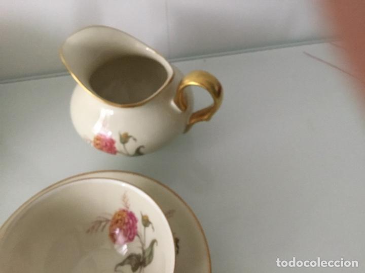 Antigüedades: Antiguo Juego de café / te / merienda años 50 Bidasoa - Foto 10 - 143402937
