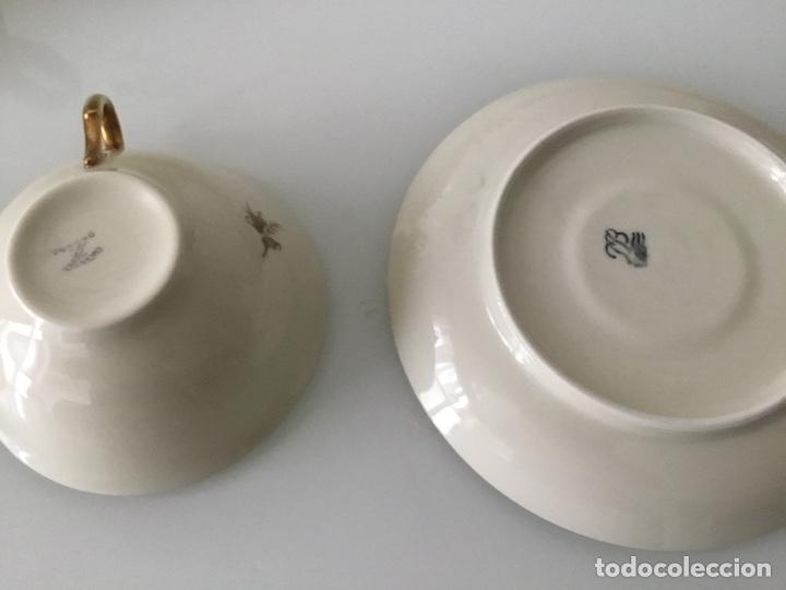 Antigüedades: Antiguo Juego de café / te / merienda años 50 Bidasoa - Foto 12 - 143402937