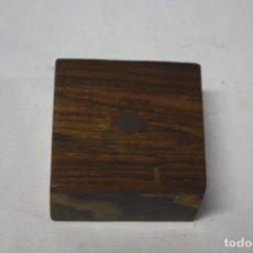 Antigüedades: LOTE DE SEIS CAJAS EN MADERA. Lote 143406174