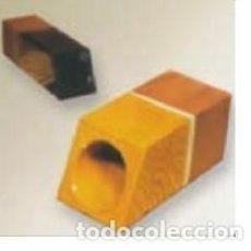 Antigüedades: GÁRGOLAS GRANDES. MATE ROJO. Lote 143466654