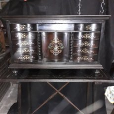 Antigüedades: HERMOSO BARGUEÑO NAPOLEONICO. Lote 143551002