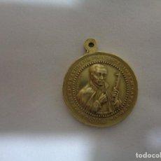 Antigüedades: GRAN MEDALLA BRONCE SAN PEDRO CLAVER. Lote 143587382