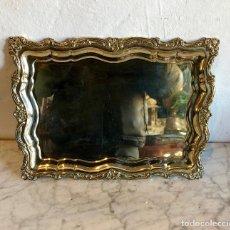 Antigüedades: BANDEJA FARCO PLAQUE DE PLATA. Lote 143589386