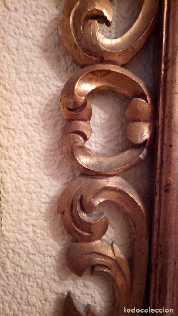Antigüedades: Cornucopia espejo - Foto 4 - 143223930