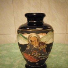 Antigüedades: ANTIGUO JARRON DE PORCELANA MADE IN JAPAN SATSUMA.. Lote 143628946