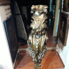 Antigüedades: MENSULA ALTA BARROCA. Lote 143630278