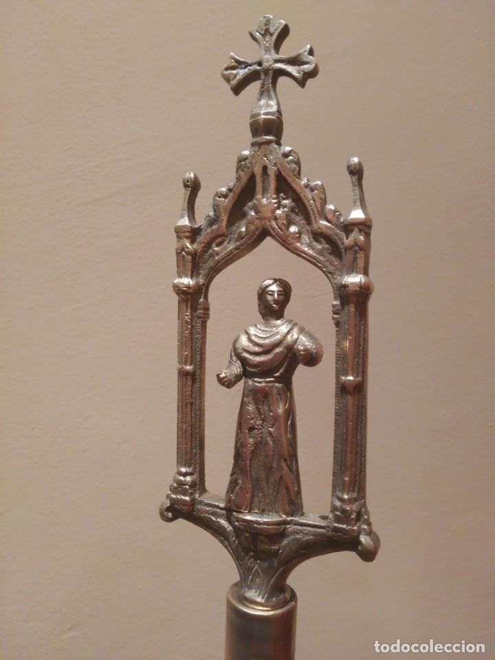 Antigüedades: Antiguo varal de paso de Semana santa - Foto 2 - 143643610